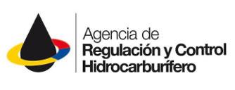 Resultado de imagen para agencia de regulación y control de hidrocarburos